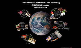 Girl Scouts FIRST LEGO League Robotics