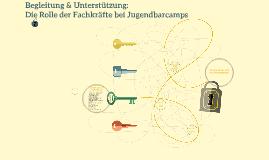 #ekultur – Begleitung & Unterstützung: Meine Rolle bei JugendBarCamps