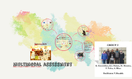 Multimodal assessment