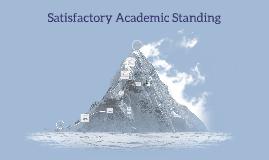 Academic Standing-Freshmen Presentation