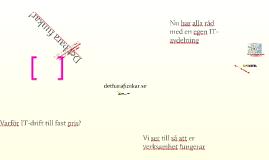 detbarafunkar.se - IT-support till fast pris