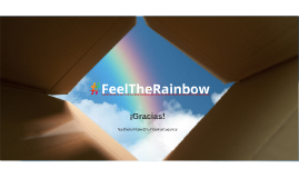 #FeelTheRainbow