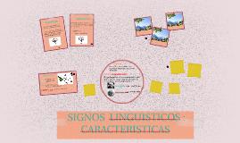 Copy of SIGNOS LINGUISTICOS :