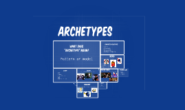 Copy of Archetypes ESOL