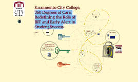 Sacramento City College, Community of Care Holistic Counseling Approach