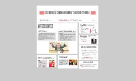 LOS MEDIOS DE COMUNICACIÓN EN LA TRANSICIÓN ESPAOLA