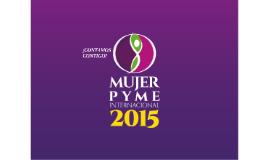Mujer Pyme 2015 Resultados