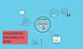 Copy of SITUACIÓN DE COLOMBIA Y EL META