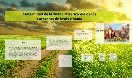 Copy of Nuestra meta:  llegar a Jesús y María