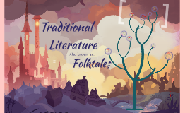 Introduction to Traditional Literature