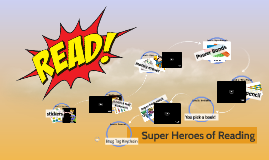 Copy of Super Heroes of Reading