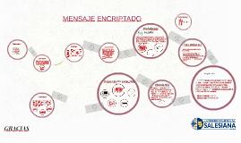 MENSAJE ENCRIPTADO