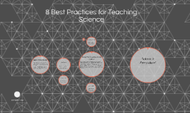 8 Best Practices for Teaching Science