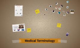 Medical Terminolgy