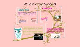Copy of Grupos & Convenciones
