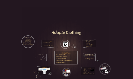 Copy of Adapte Clothing : Custom Fit