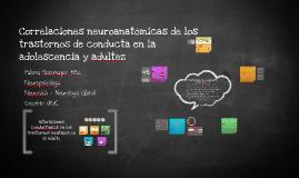 Correlaciones neuroanatómicas