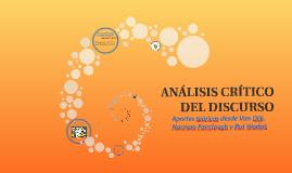 Copy of ANÁLISIS CRÍTICO DEL DISCURSO