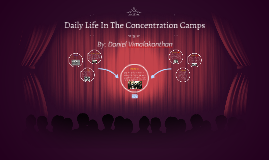 Daily Life In The Concentration Camps