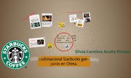 Copy of Starbucks gana juicio en China.