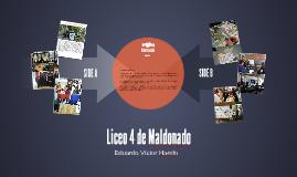 Liceo 4 de Maldonado