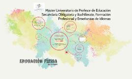Máster Universitario de Profesor de Educación Secundaria Obl