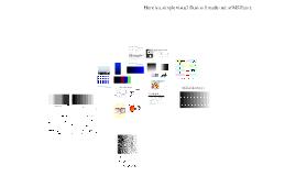 Momentinio kontrasto efektas/ Simultaneous contrast