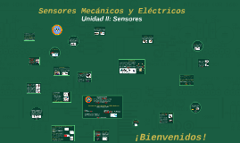 Sensores Mecánicos y Eléctricos