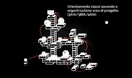 OrientamentoSeconde&AreaProgetto