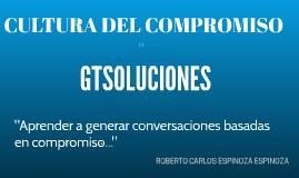 CULTURA DEL COMPROMISO