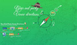 Year end party venue directions