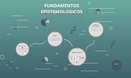 Principales problemas epistemologicos