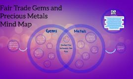 FairTrade precious gems and diamonds
