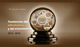 Tendencias del eMarketing - eCommerce