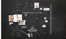Copy of Estenose de Carótida