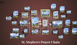 St. Stephen's Prayer Chain