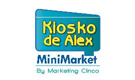 kiosko  de alex