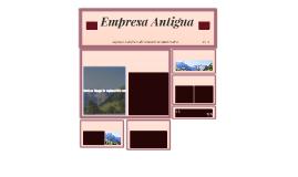 Empresa Antigua
