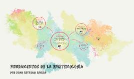 Fundamentos de la Epistemología