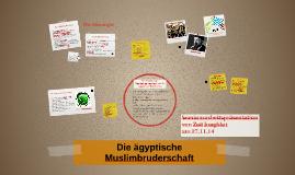 Die ägyptische Muslimbruderschaft