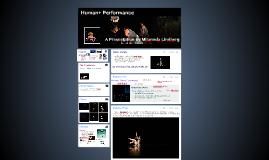 Human+ Performance