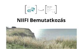 NIIFI bemutató