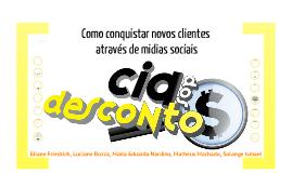 Copy of Projeto Cia dos Descontos