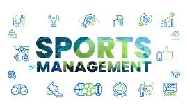 NASM - SPORTS MANAGEMENT 2019