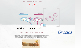 OBJETO TECNOLÓGICO: EL LÁPIZ