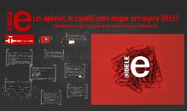 Los diplomas de español como lengua extranjera