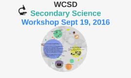 WCSD - AGI -