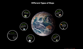 Copy of Different Types of Maps