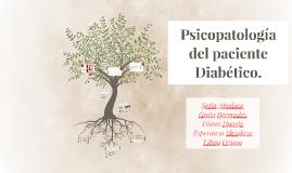 Psicopatología del paciente Diabético.