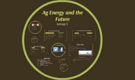 Copy of Ag Energy and the Future